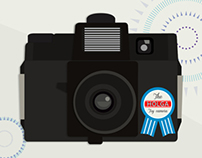 "Holga - ""The toy camera"""
