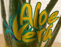 Aloe Vera Plant Sleeve