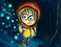 Fnatasy Concept Art for Children
