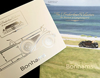 Bonhams - Event Branding for Danish Vintage Car Auction