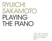 Flyer Ryuichi Sakamoto