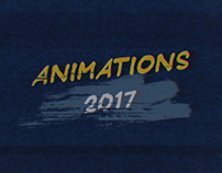 Animations 2017