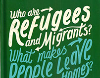 Who are Refugees - Book Cover