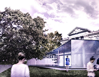 rainbow pavilion // Zachęta
