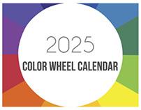 Color Wheel Calendar