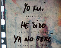 Identidad institucional, YoNoFui