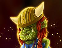 Lady Ork