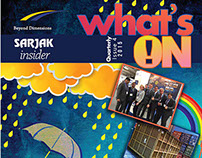 What's On! July 2015 Issue No. 4