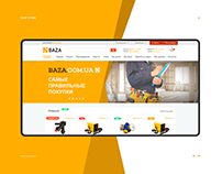 Baza internet shop