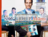Flyer y Audiovisuales - Miami