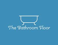 The Bathroom Floor Logo & Branding