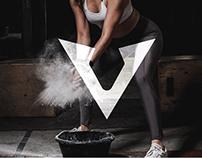 VIBORA — Logo design.