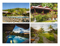 Langkawi Villas Photography