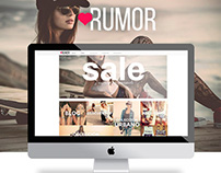 Rumor · E Commerce