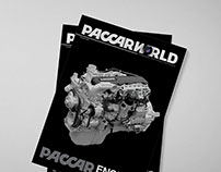 PACCAR World - Cover Designs