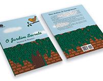 Editorial design for the book The Secret Garden