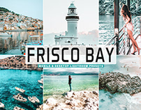 Free Frisco bay Mobile & Desktop Lightroom Presets