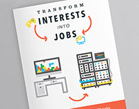 Transform Interests Into Jobs