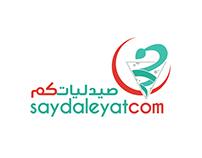 Saydaleyatcom - Logo for Mobile App.