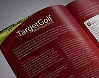 Target Golf Brochure
