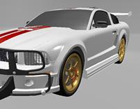 Custom Mustang GTO