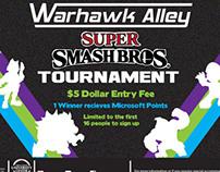 Tournament Poster/ Digital Signage Designs