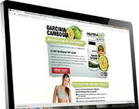 NutraBio.com - Garcinia Cambogia Landing Page