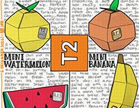 Burger Sketch Diary: December, 2016~