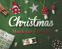 Christmas Mock-Up Creator
