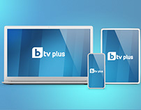 bTV PLUS iD End Page