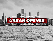 Urban Opener | After Effects Template