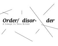 Order/  disor-    der