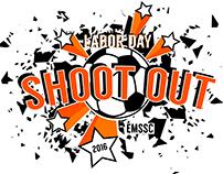 Soccer Tournament Logo Design