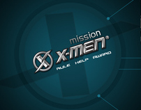 ICP: X-Men Shampoo