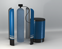 Water Filter Animations