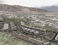 Anteproyecto Parque Nido de Aguilas | 2020