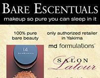Advertisement for Salon Latour