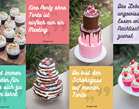 Pastry Catering - Branding & Web