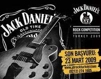 JACK DANIEL'S ROCK COMPETITION