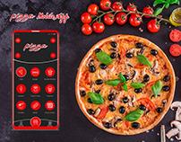 Pizza Mobile App UI/UX Design