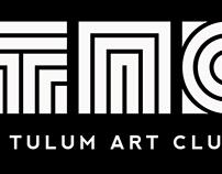 TULUM ART CLUB MUESTRA VIDEOARTE @ Tulum, Mexico