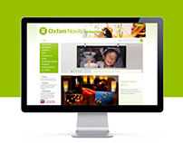 Oxfam Novib - Webshop redesign