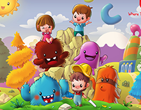 Minimo (educational game for IOS)