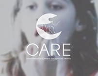 CARE | International centre for special needs Logo