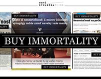 Buy Immortality (Jewish Synagogue)