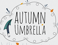 Autumn Umbrella