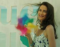 BlueBlue | Video & Offline Summer campaign combo
