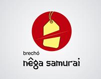 Brechó Nêga Samurai