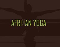 Afrikan Yoga - LOGO