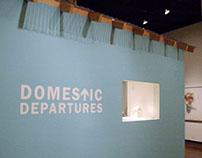 Domestic Departures